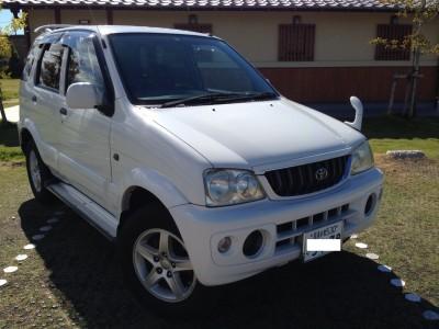 CAMI 4WD J102E