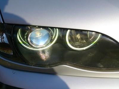 BMW イカリングヘッド