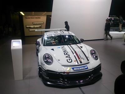 991型GT3CUP