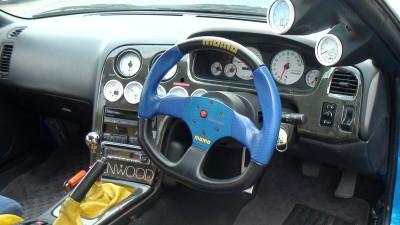 Greddy RX S-ROC BCNR33 GT-R